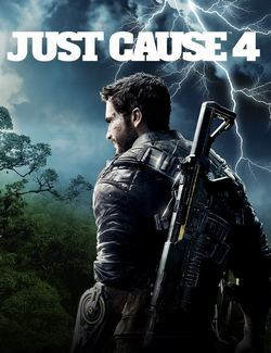 Just Cause 4 CPY Crack PC Download Torrent