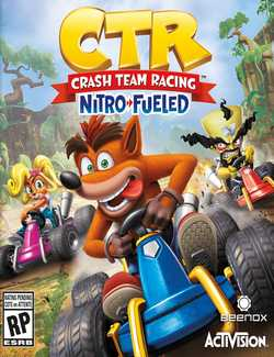 Crash Team Racing Nitro-Fueled Crack PC Download Torrent CPY