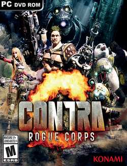 Contra Rogue Corps Crack PC Download Torrent CPY